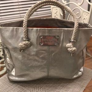 Kate Spade Silver Bag
